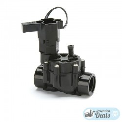 "Rain Bird DV 1"" 24V 9V Solenoid Valve - Female - Male - 100-DV"