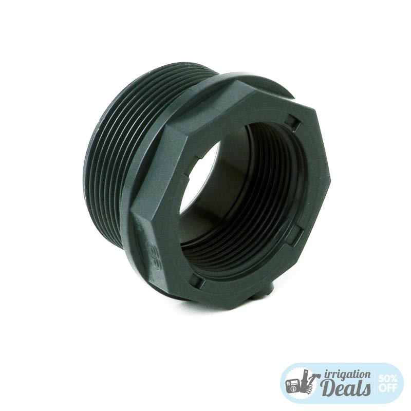 Threaded Reducer - PP Polypropylene