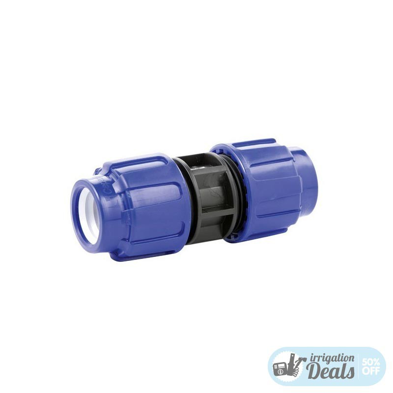 Coupling - Compression fittings for irrigation
