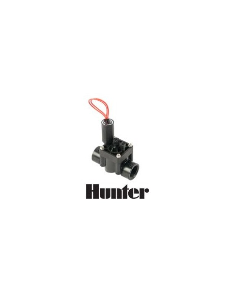 Electroválvulas de riego Hunter